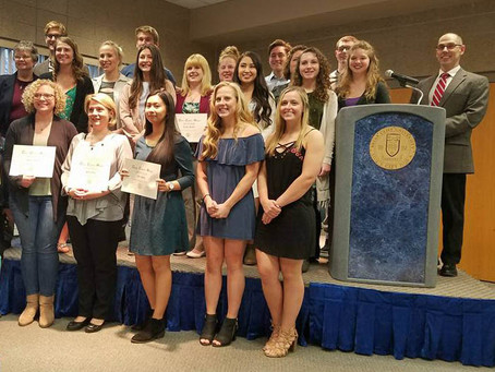 Briar Cliff Honors Students for their Good Grades