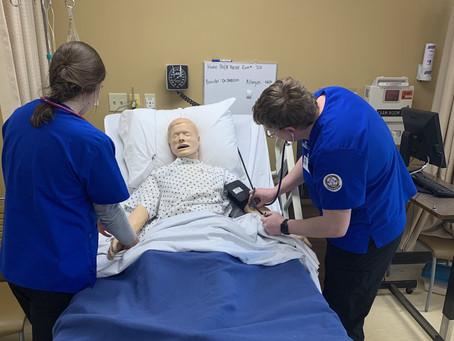 BCU Nursing Program Ensures for long-term, prepared careers