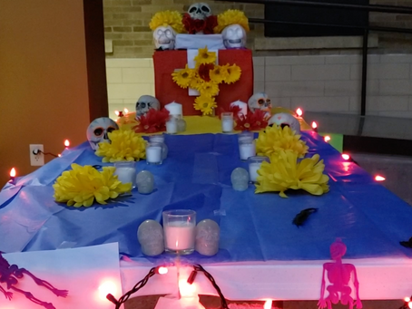 BCU Brings the Mexican Heritage of Day of the Dead to Campus