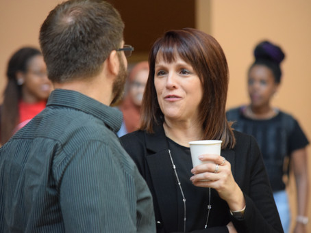 """Briar Cliff University Hosts """"Coffee with the President"""""""