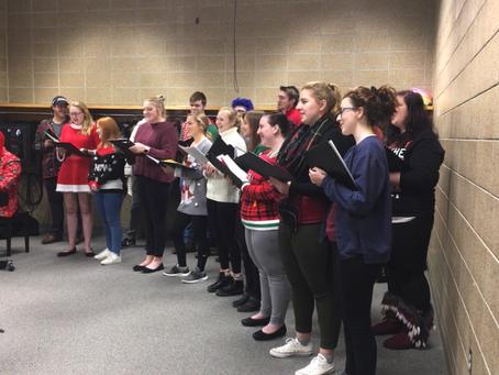 Holiday Concert Kicks off the Season
