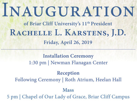 Rachelle Karstens Will be Inaugurated This April