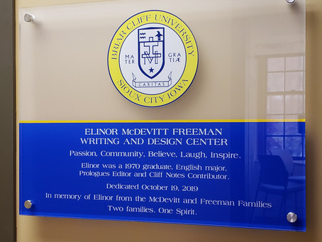 Briar Cliff University Renames Mac Lab After a Former Student