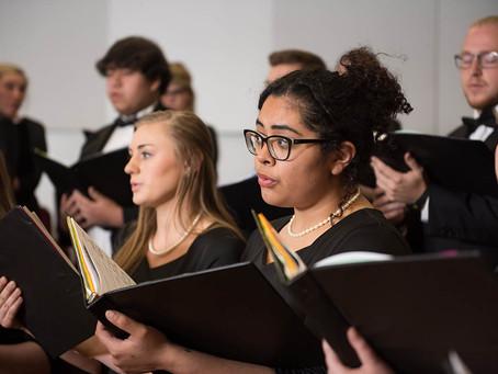 Briar Cliff's Choir will present annual Christmas concert