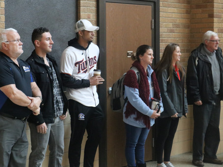 Briar Cliff University Hosts Veteran's Day Ceremony on Campus
