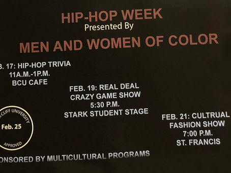 RECAP: BCU Hip-Hop Week