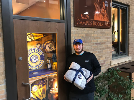 Briar Cliff's Roth Campus Bookstore to open secondary location during Charger athletic events
