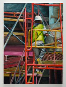 The Scaffold and the Worker