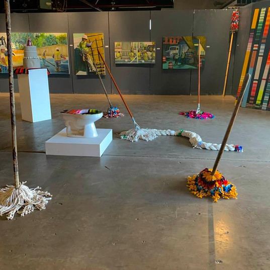 Through A Colored Lense Exhibition at Dock Space Gallery
