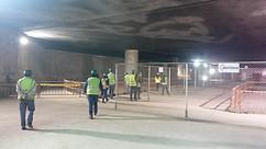 Visita Metro de Quito 2018