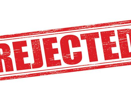 """Feeling Rejected?"" - - by Rev. Weldon Bares"