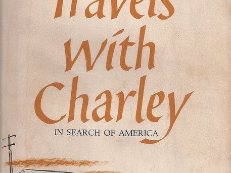 """Travels With Charley"" - - by Rev. Weldon Bares"