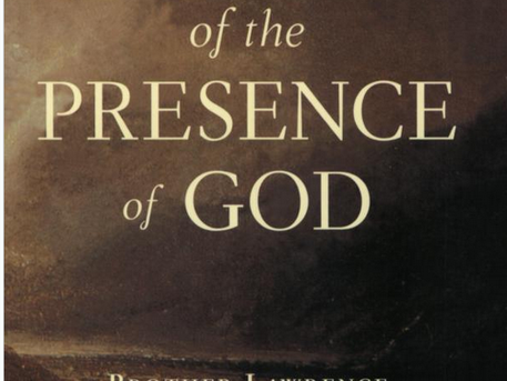 """The Practice of the Presence of God"" - - by Rev. Weldon Bares"
