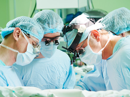 """Before Going Into Surgery"" - - by Rev. Weldon Bares"