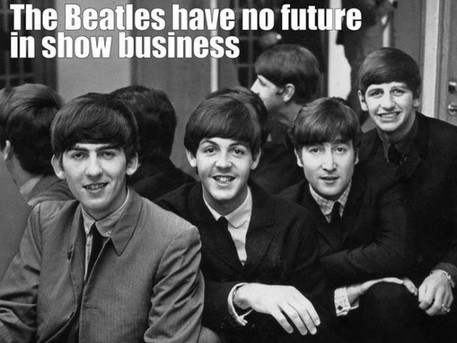"""""""Accepting the Tremeloes, but Not the Beatles?"""" - - by Rev. Weldon Bares"""