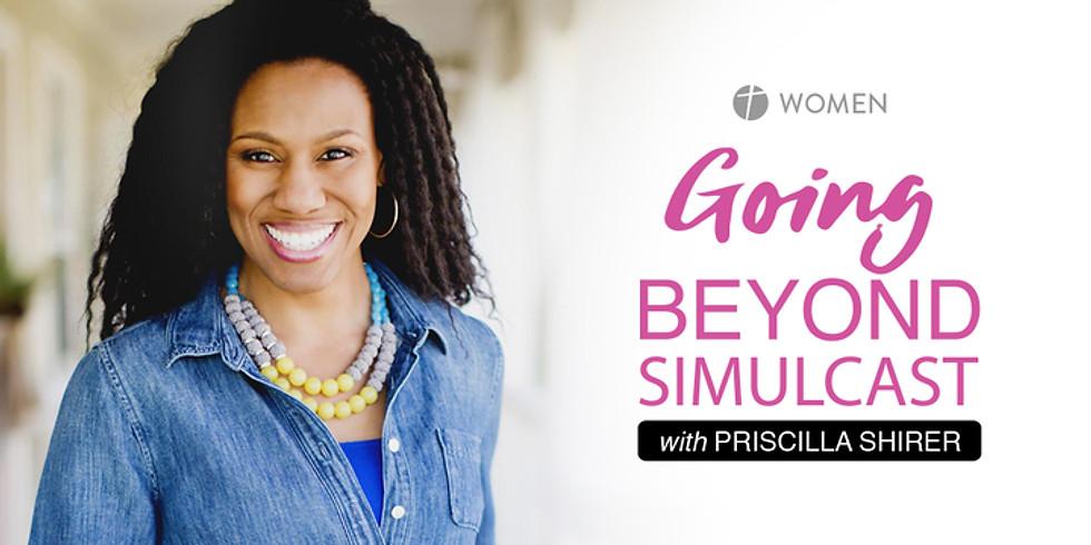 Priscilla Shirer Simulcast 2020