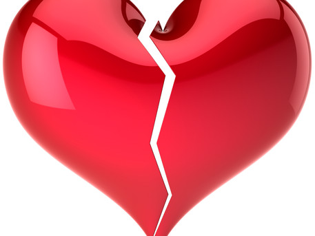 """When Your Heart is Broken . . . "" - by Rev. Weldon Bares"