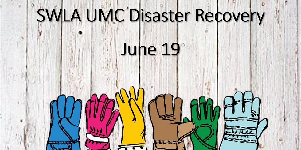 Disaster Response Work Day  June 19