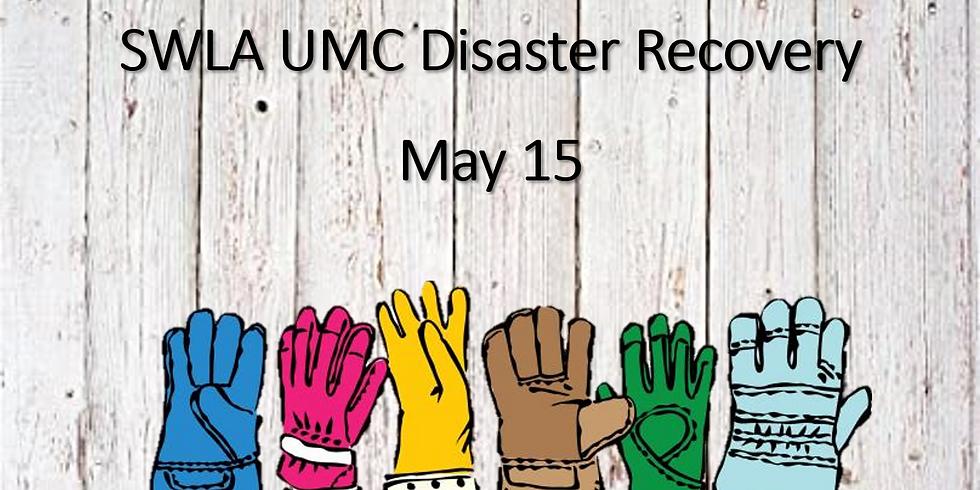 Disaster Response Work Day  May 15