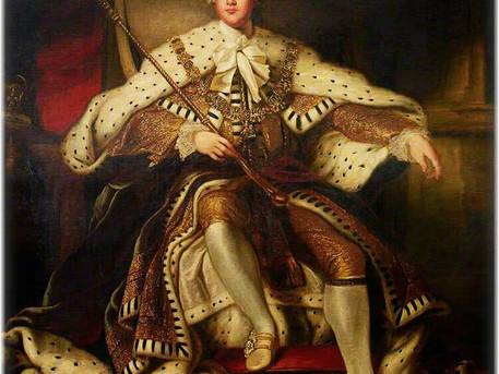 """""""The Madness of King George"""" - by Rev. Weldon Bares"""