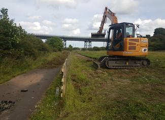 Bedlington to Blyth Cycle Path