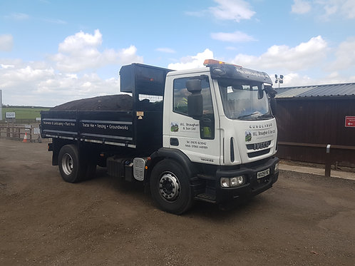 1 Cubic Metre (m³) Greenleaf Compost & Soil Conditioner - collected at Lane Farm
