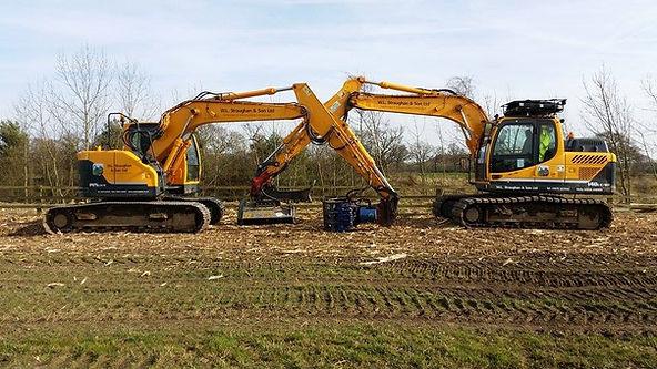 360 Excavator Northumberland
