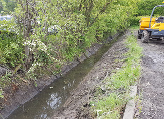Culvert cleaning