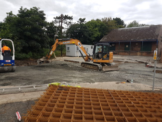 Groundworks - Concreting