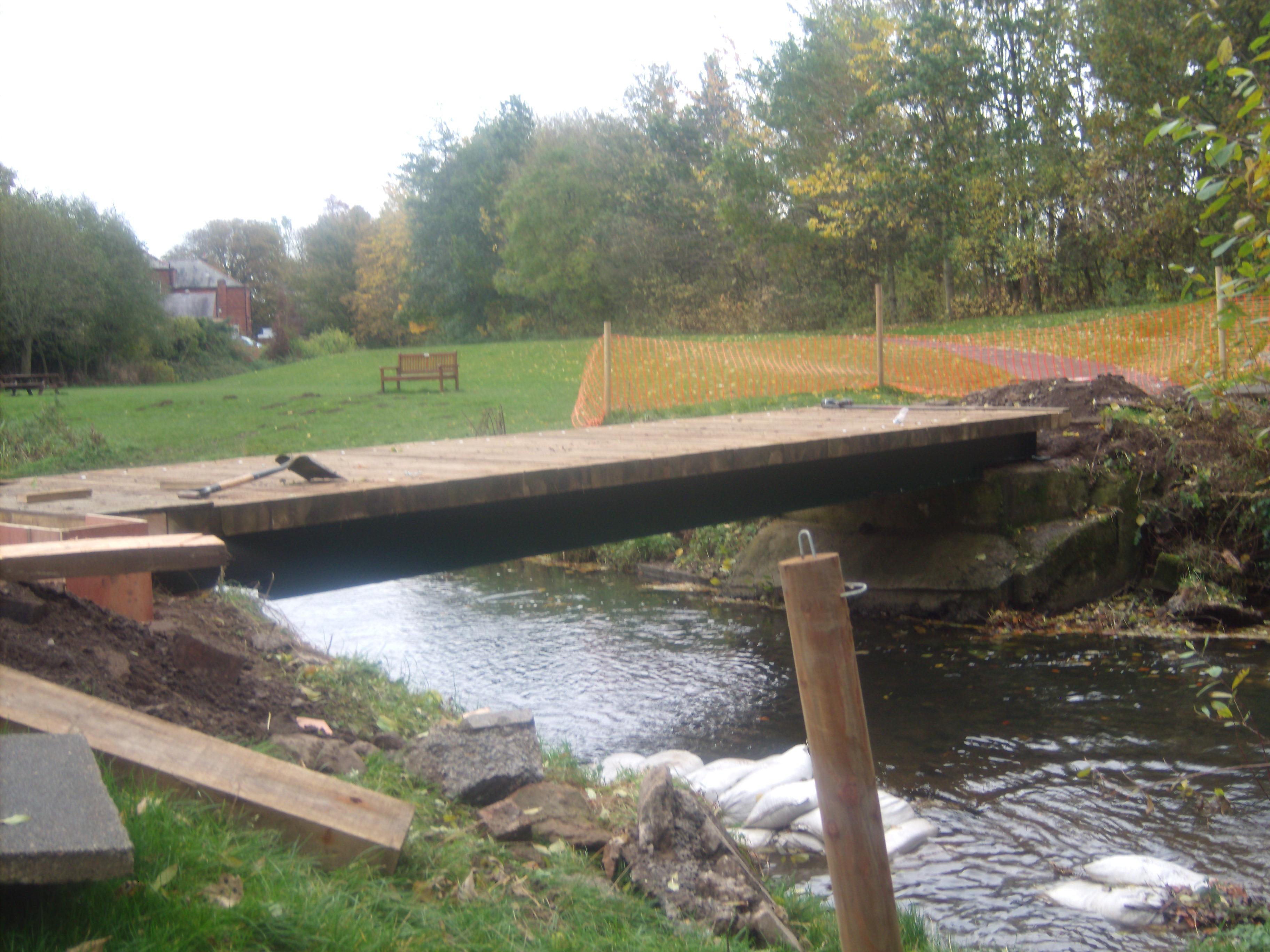 Ponteland Bridge