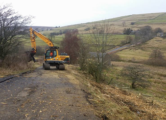 Vegetation clearance projects