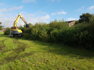 Hadston Site Clearance