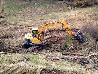 Carillion: A1 Morpeth Bypass - Site Clearance