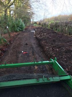Start: Path/Bridleway Construction