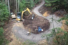 Woodland, Mountain Bike Track