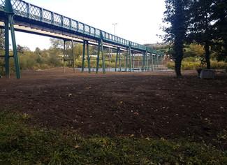 Ovingham Bridge Landscaping