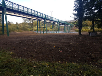 Ovingham Bridge Landscaping