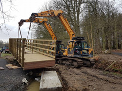 Bridge Installation
