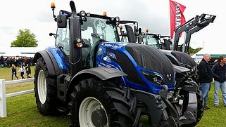 VALTRA at Northumberland County Show