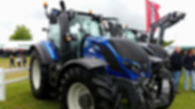 Valtra Tractor, Northumberland County Show