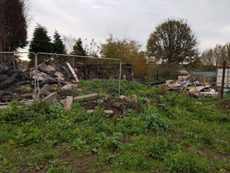 Allotment Site Clearance
