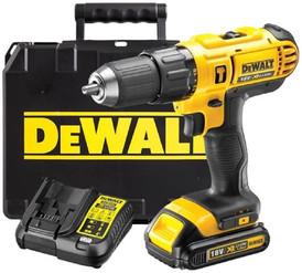 DeWalt 18V cordless Combi Drill