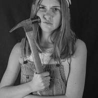 DIY Queen Girl Hammer