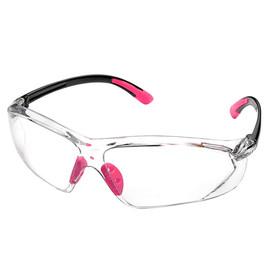 Safeyear Ladies Pink Safety glasses