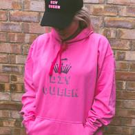 Pink DIY Queen