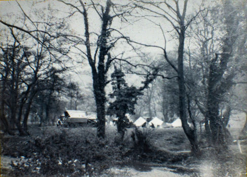 Thorpe Mill Farm, April 23rd 1938.
