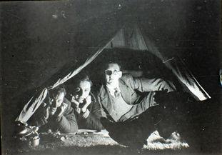 North Farm, Budby, 1938