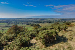 View from Longstone Edge