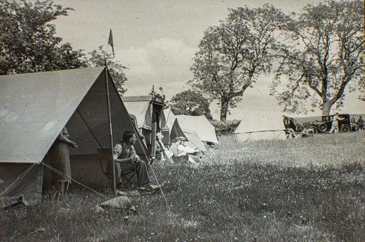 Llanddulas Whit Week 1938