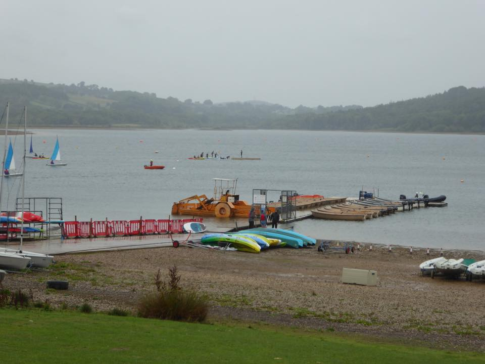 CCY Carsington Water 2018